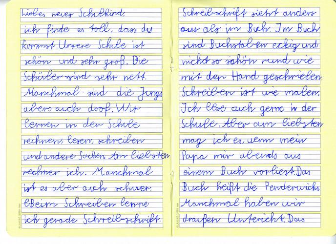 Texte Von Kindern Ggs Paffrathggs Paffrath